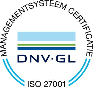 ISO27001 DNV-GL RGB